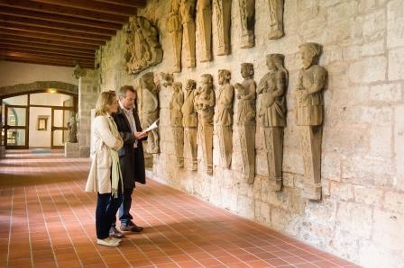 Besuch im RothenburgMuseum - Respondek