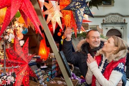 Einkaufen in Rothenburg - Reiterlesmarkt - Respondek