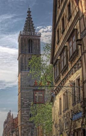St. Jakob in Rothenburg ob der Tauber - Pfitzinger