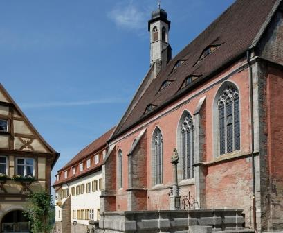 St. Johannis in Rothenburg - Pfitzinger