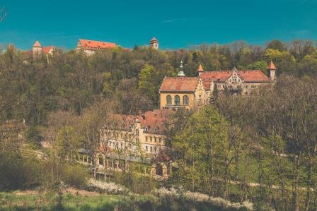 Wildbad Rothenburg - Schöbel