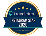 Travelcircus Instagram Star 2020