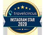 Travelcircus Instagram Star 2020
